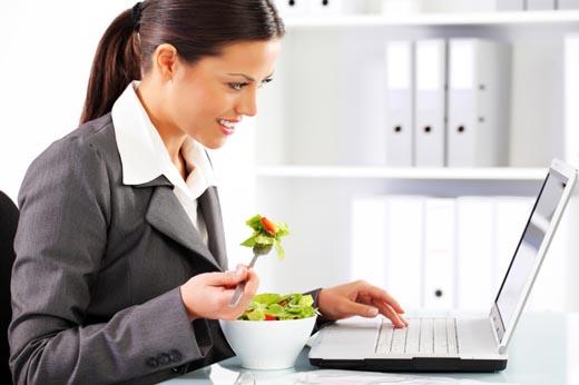 Tips para mantenerte saludable en el trabajo, Capslim