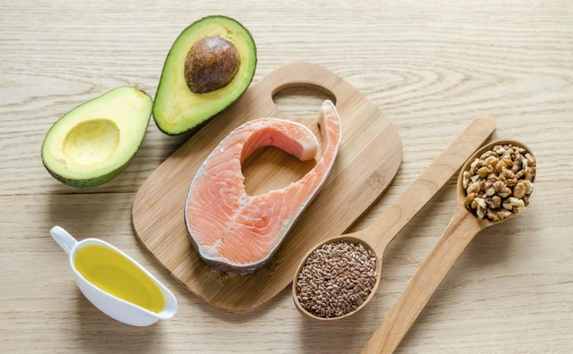 Beneficios de las grasas saludables