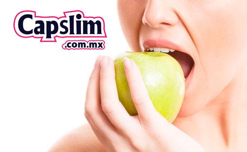 Ingesta diaria de alimentos.-Capslim.com.mx
